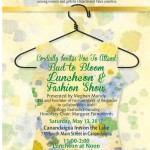 Bud to Bloom Luncheon & Fashion Show