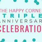 Triple Anniversary Celebration