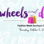 Panache & Trilogy Fashion Week of Rochester Boutique Crawl