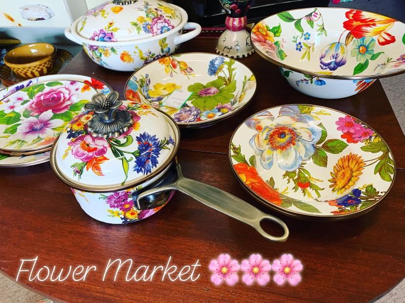 MCK Flower market