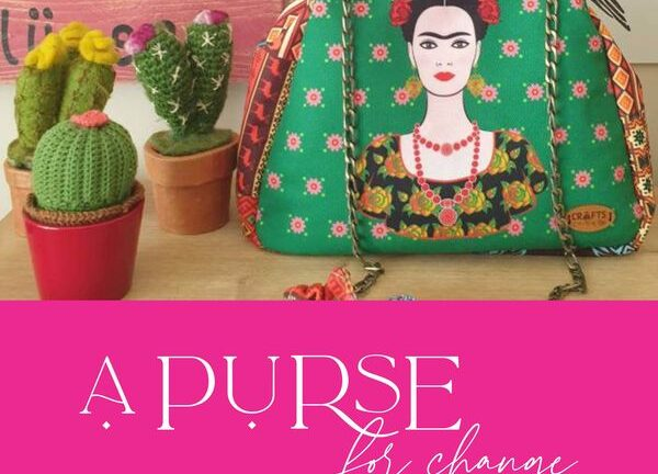 A Purse for Change