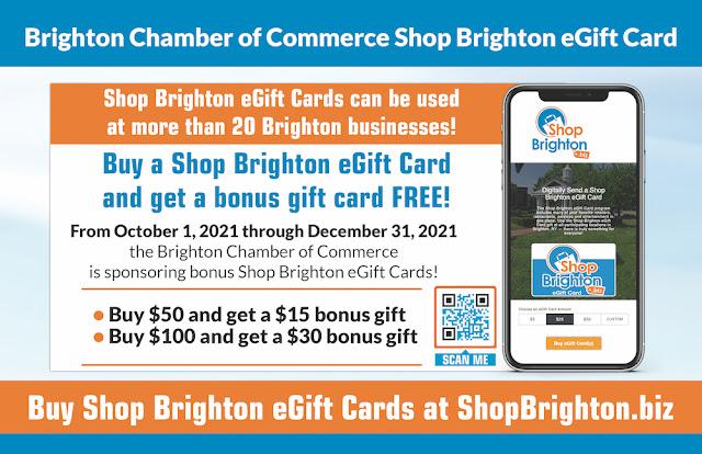 Shop Brighton e-Gift Cards